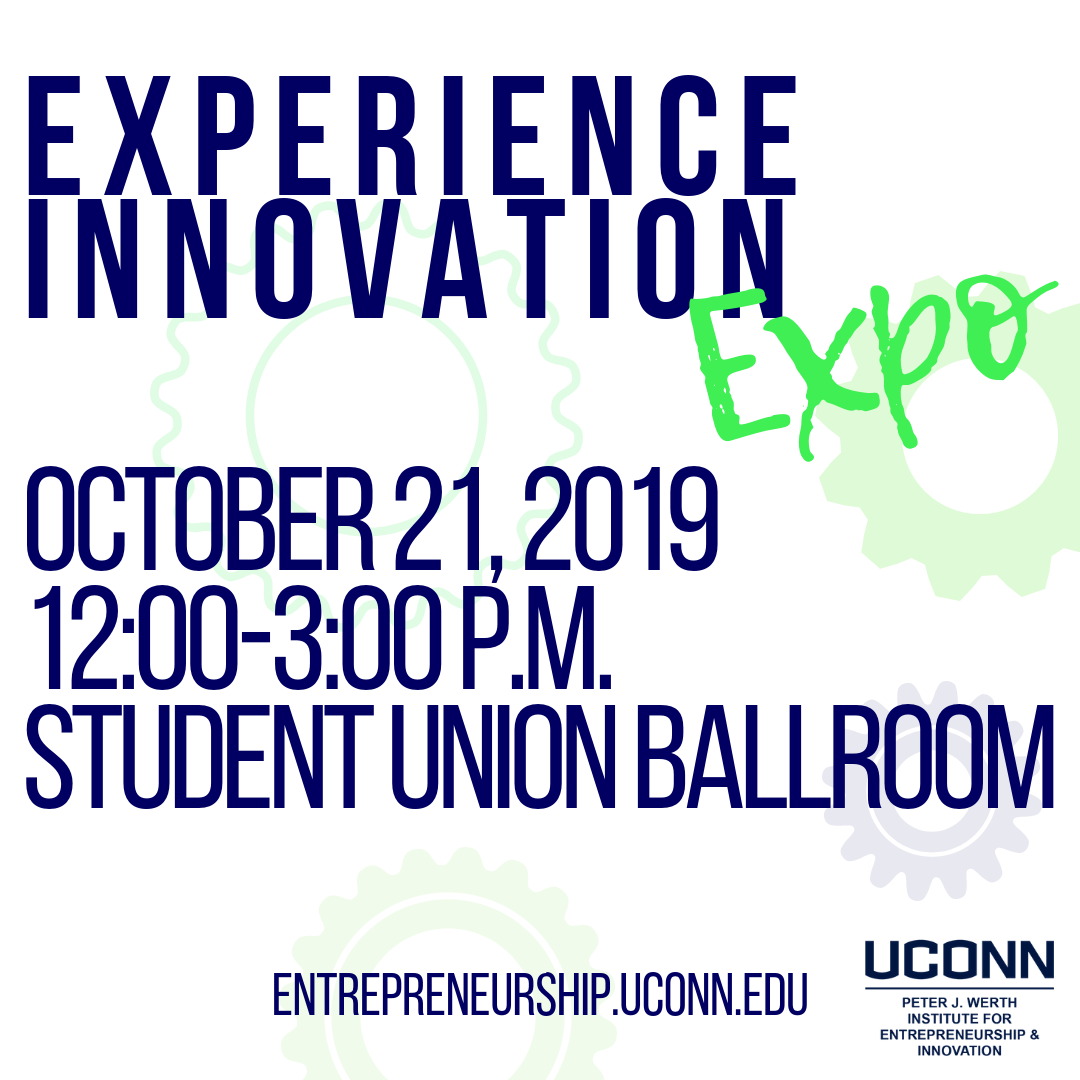 Experience Innovation Expo graphic