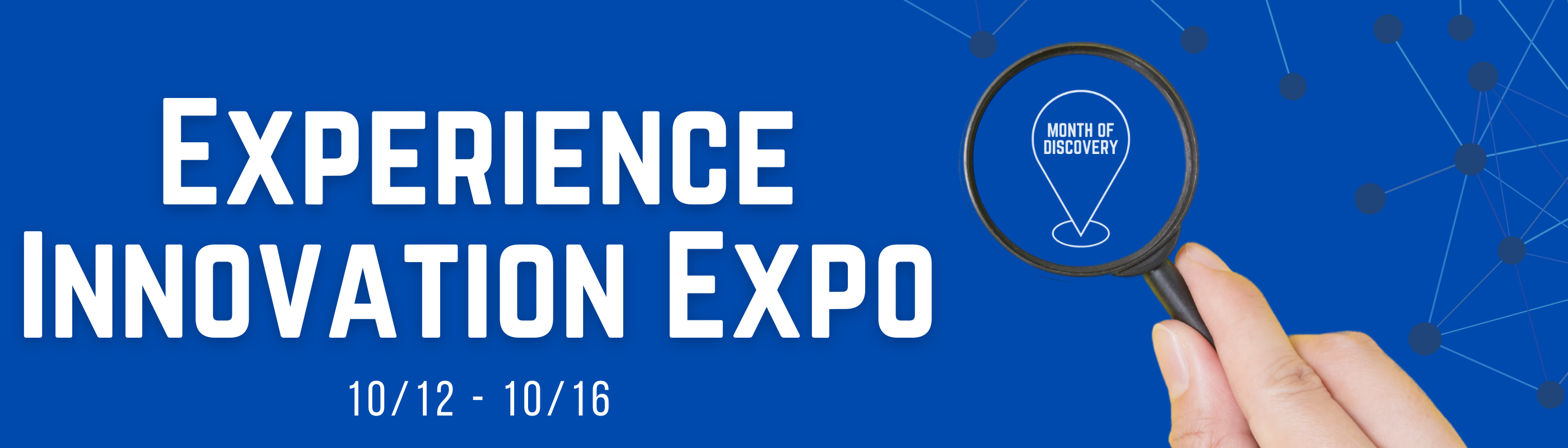 Experience Innovation Expo