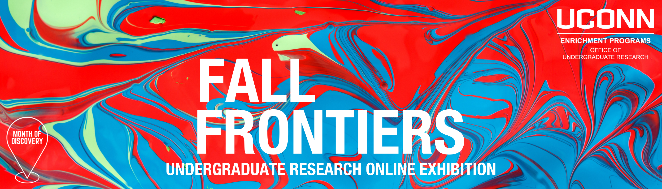 Fall Frontiers Undergraduate Research Online Exhibition