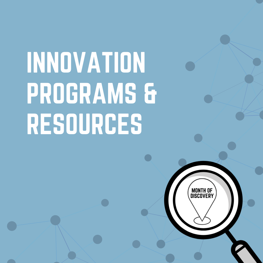 Innovation Programs and Resources