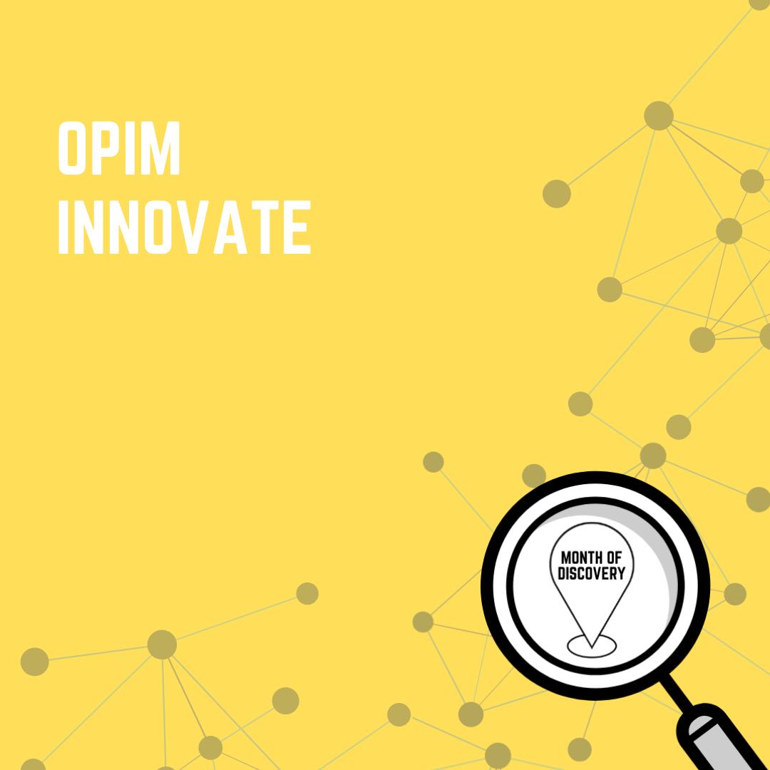 OPIM Innovate