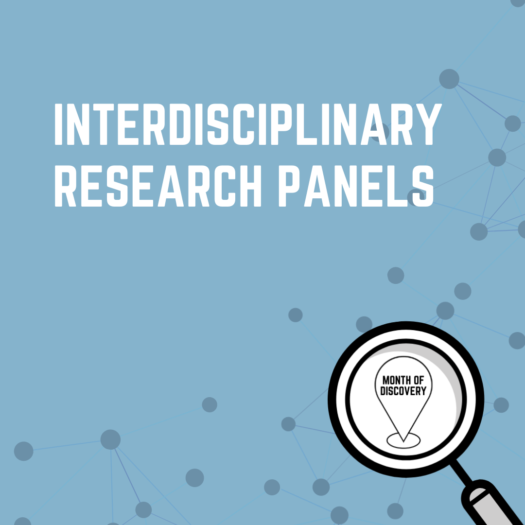 Interdisciplinary Research Panels