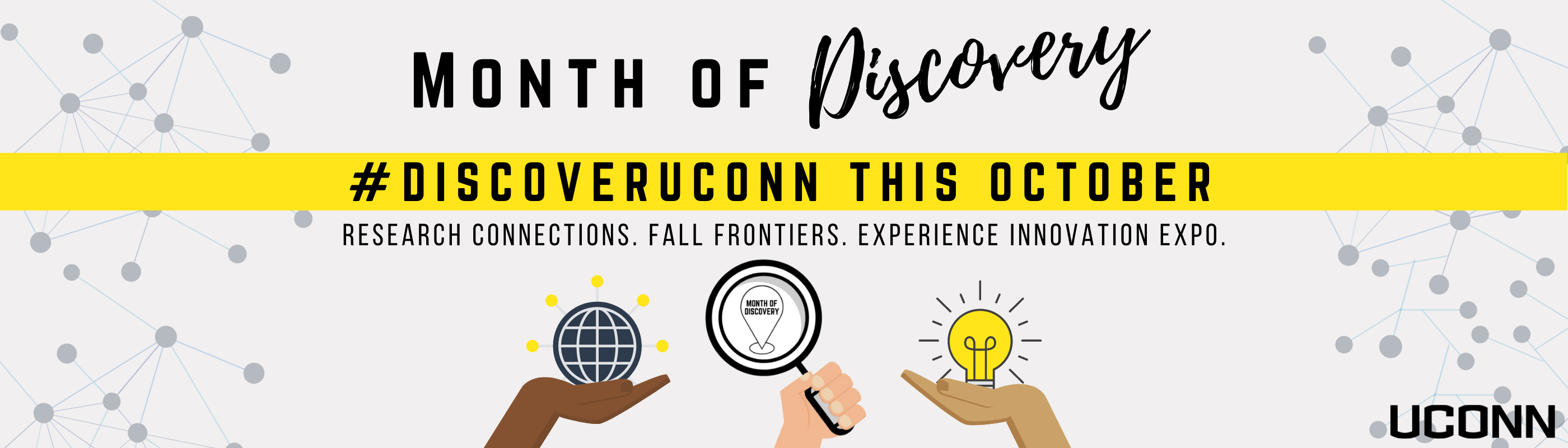 Month of Discovery 2021