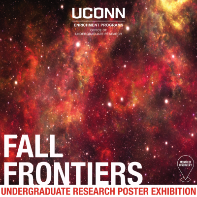 Fall Frontiers Undergraduate Research Poster Exhibition